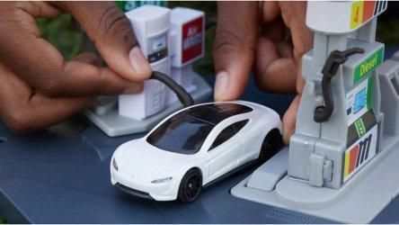 Електромобилите влизат и в колекцията играчки на Matchbox
