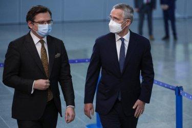 Украйна призова НАТО за помощ, за да се избегне война с Русия