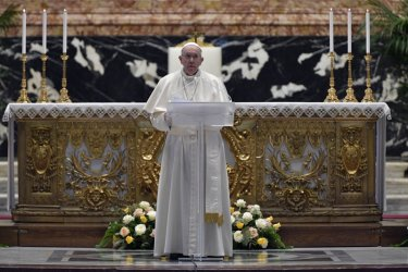 Папата призова за край на конфликтите и справедливо разпределение на ваксините