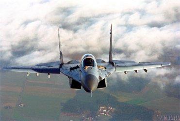 Руски изтребител е прихванал американски самолет над Тихия океан