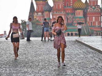 Рекордна жега в Москва за последните 140 години – 21 градуса