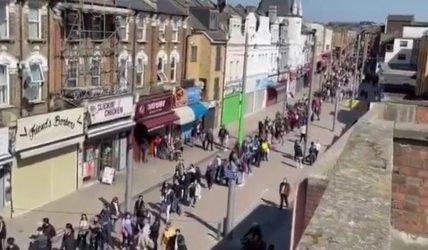 Стотици българи не успяха да гласуват в Лондон