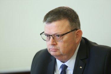 """""""Демократична България"""" предлага закриването на комисията на Цацаров"""