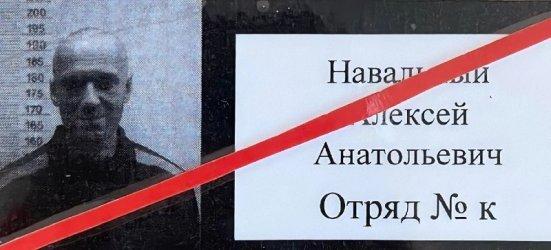 Лекарите на Навални пак не бяха допуснати при него