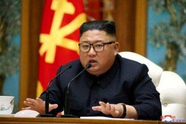 """Ким Чен-ун призна, че ситуацията в Северна Корея """"никога не е била толкова тежка"""""""
