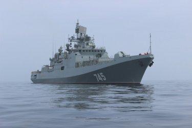 Русия започна военно учение в Черно море, Украйна – край Крим