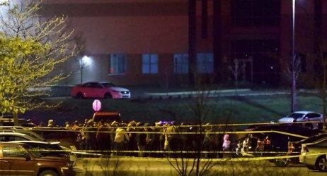 Осем убити при стрелба в американския град Индианаполис