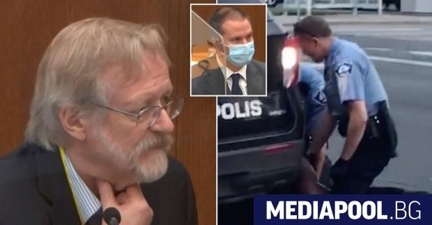 Бившият полицай Дерек Шовин е имал основание да притисне чернокожия