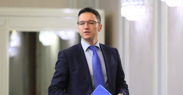 Парламентарната група на БСП отново предлага Кристиан Вигенин за зам.-председател