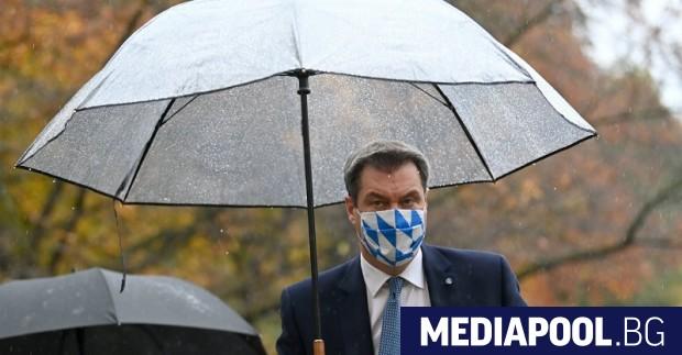 Битката сред германските консерватори за мястото на канцлера Ангела Меркел