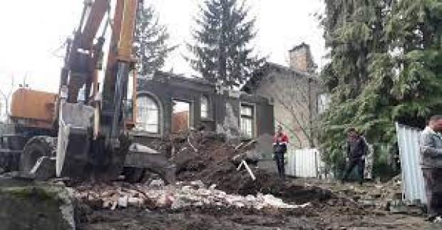 Традицията стара и емблематична къща в София да бъде съборена