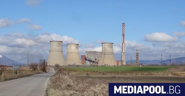 Въглищната централа на бизнесмена Христо Ковачки ТЕЦ