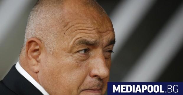 Заявлението на Борисов до ЦИК за отказ от депутатското място
