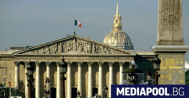 Френският парламент прие днес закон за всеобщата сигурност, който дава
