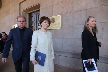 ГЕРБ праща Изборния кодекс в Конституционния съд