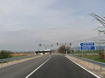 Ремонтът на Северната дъга на околовръстния път на София ще приключи до края на юли