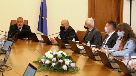 Кабинетът в оставка гласува 240 млн. лв. за антикризисните мерки до юни