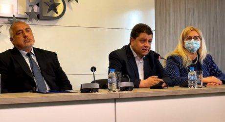 ГЕРБ оттегля Красимир Ципов като председател на ЦИК заради готвен капан