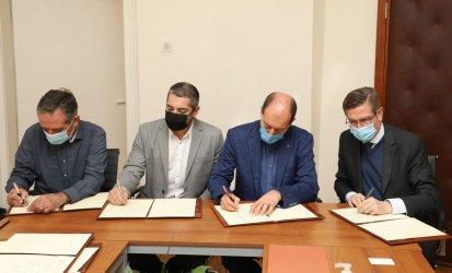 Група ГЕОТЕХМИН подава ръка и на община Златица
