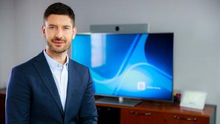 Господин Йовчев е назначен за главен оперативен директор на bTV