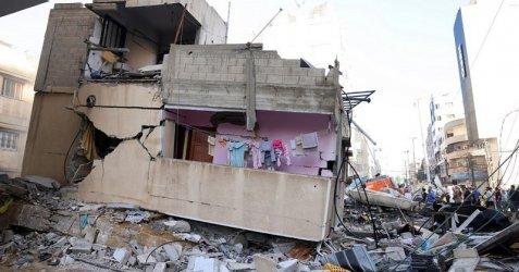 Израелската армия атакува дома на лидер на Хамас в Газа