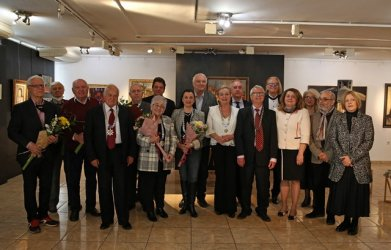"""Министерството на културата отличи 14 творци с наградата """"Златен век"""""""