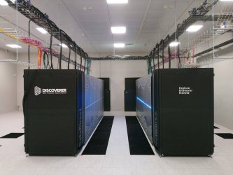 """Суперкомпютърът се тества в """"София Тех Парк"""", очаква се да заработи през юли"""