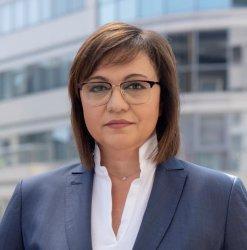 Нинова поиска прокуратурата да разследва сигналите срещу Борисов