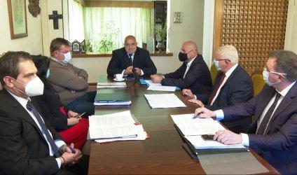 Министерски съвет в кухнята на Борисов