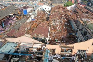 Загинали и ранени след опустошително торнадо в Китай