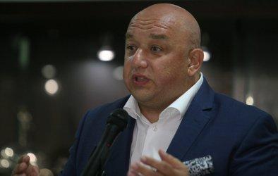 Красен Кралев е избран за посланик на европейския волейбол