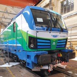 """Нови четири локомотива """"Смартрон"""" с царски имена са в движение"""