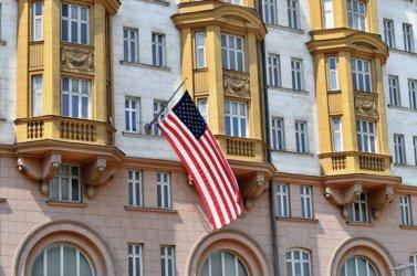 Посолството на САЩ в Москва преустановява консулските си услуги