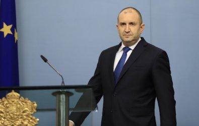 Румен Радев: Не искам да мисля, че ще отидем на трети парламентарни избори тази година