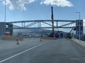 За 3 часа в неделя затварят участък от Южната дъга на Софийския околовръстен път