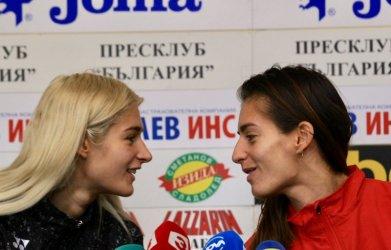 Сестри Стоеви станаха европейски шампионки по бадминтон