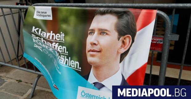 Довчера представян като детето чудо на австрийската политика, младият канцлер