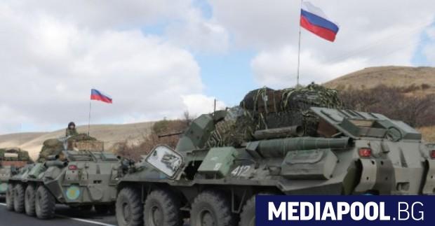 Президентът на Украйна Володимир Зеленски заяви, че Русия още не