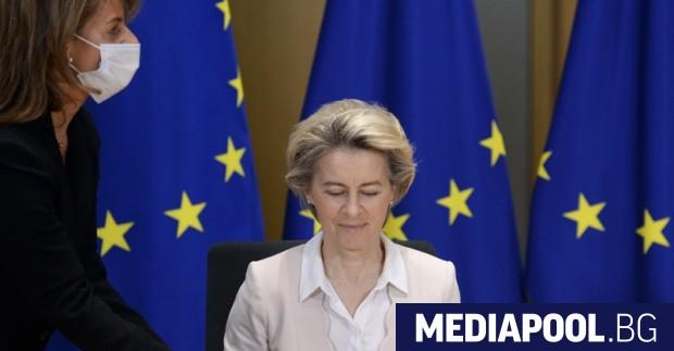 Председателят на Европейската комисия Урсула фон дер Лайен се похвали