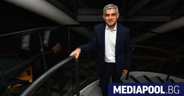 Лейбъристът Садик Хан очаквано бе преизбран за кмет на Лондон.