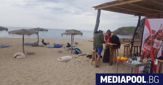 Природозащитници алармират, че морският плаж при устието на река Велека