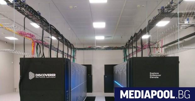 Българският суперкомпютър, част от мрежата EuroHPC, базиран на мощната BullSequanaXH2000архитектура