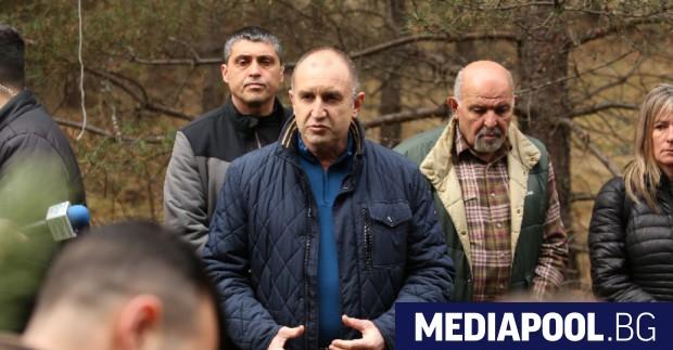 Президентът Румен Радев даде сигнал, че ще осигури повече време
