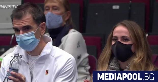 Най-добрият български тенисистГригор Димитров се прибра в родния си град