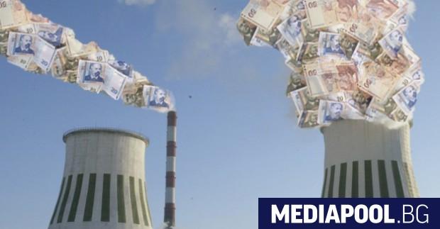 Съществено повишение на цените на топлинната и електрическата енергия от