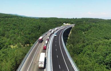 """Кадри на ДПС са върнати начело на """"Автомагистрали"""""""