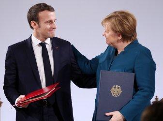 Макрон и Меркел поискаха обяснения от САЩ и Дания за шпионски скандал