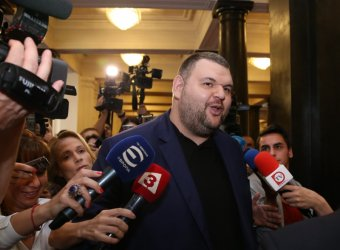 Прокуратурата започва проверка срещу Пеевски
