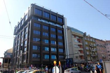 """Централата на """"Булгартабак"""" в София има нов собственик"""