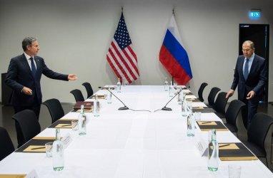 Блинкън и Лавров се съгласиха да работят заедно въпреки различията